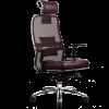 Эргономичное кресло Samurai SL-3.02 темно-бордовый