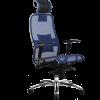 Кресло Samurai S-3.02 синий