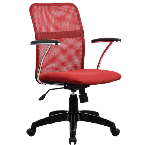 Кресло Metta FK-8 пластик красный