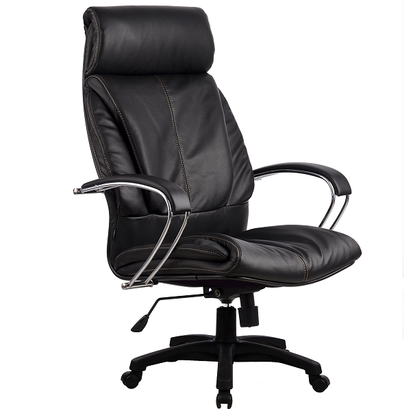 Кресло руководителя Metta LK-13 пластик черный