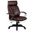 Кресло руководителя Metta LK-13 пластик темно-коричневый