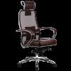 Эргономичное кресло SAMURAI SL-2.03 темно-коричневый
