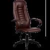 Кресло оператора Metta ВР-2 перфорированная эко-кожа коричневый