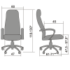 Кресло Metta BK-2