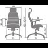 Эргономичное кресло Samurai KL-3.02