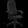 Кресло оператора Metta ВР-2 ткань серый
