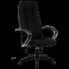 Кресло Metta BK-2 пластик ткань черный
