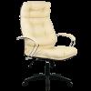 Кресло руководителя Metta LK-14 пластик бежевый