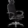Эргономичное кресло SAMURAI SL-2.03 черный плюс