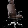 Эргономичное кресло Samurai KL-3.02 темно-коричневый