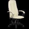 Кресло оператора Metta ВР-2 перфорированная эко-кожа бежевый