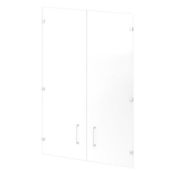 двери стеклянные S-022