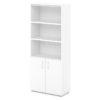 шкаф для документов S-604-522 белый
