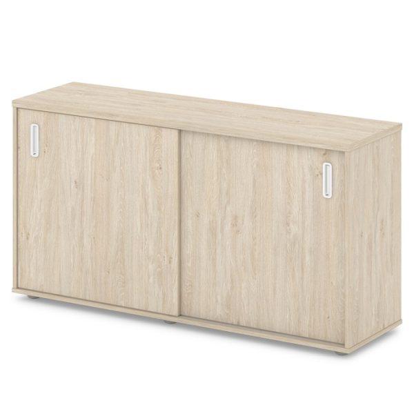 шкаф-купе для документов S-68-555 дуб верцаска светлый