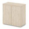 шкаф для документов S-611-555 дуб верцаска светлый