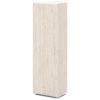 шкаф для одежды S-751 дуб верцаска светлый, белый верх и низ