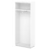 каркас шкафа для одежды S-76-522 белый