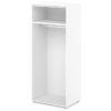 каркас шкафа для одежды S-77-522 белый