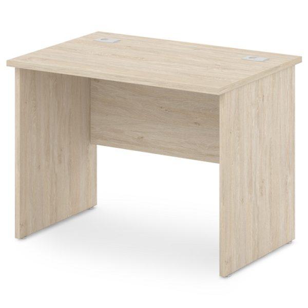 стол письменный S-10-555 дуб верцаска светлый