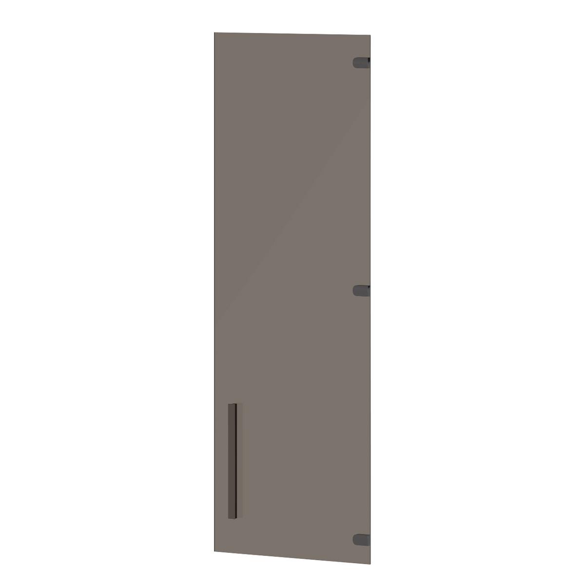 Дверь стеклянная T-024л/пр
