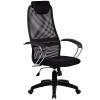Кресло Metta BK-8 пластик черный