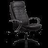 Кресло руководителя Metta LK-3 эко-кожа черный-821