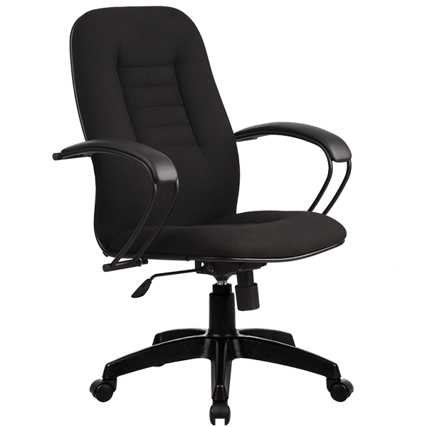 Кресло Metta CP-2 ткань черный