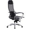Кресло руководителя Metta Samurai SL-1.03 черный