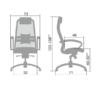 кресло Metta Samurai S-1.03