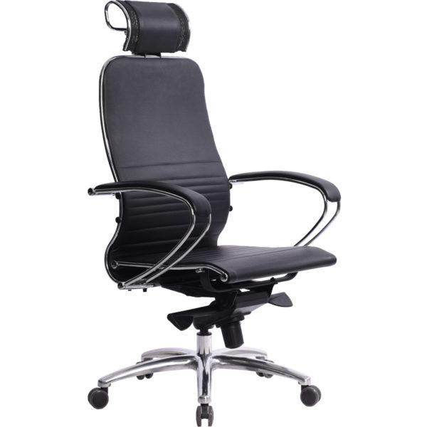 Эргономичное кресло Metta SAMURAI K-2.03 черный