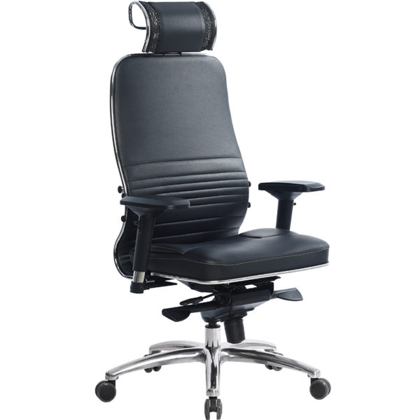 Эргономичное кресло Metta Samurai KL-3.03 черный
