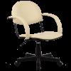 Кресло Metta MP-70 нат. кожа бежевый без перфорации