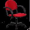 Кресло Metta MP-70 ткань-сетка красный