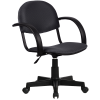 Кресло Metta MP-70 ткань-сетка темно-серый