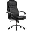 Кресло руководителя Metta LK-3 хром черный