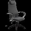 Кресло Metta BK-10 пластик серое