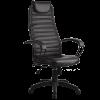 Кресло Metta BP-5 перфорированная эко-кожа черный