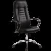 Кресло Metta BK-2 хром черный