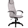 Кресло Metta BK-8 пластик светло-серый