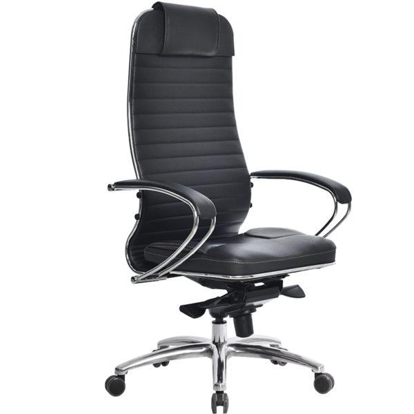 Кресло руководителя Metta Samurai KL-1.03 черный