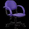 Кресло Metta MP-70 иск. кожа DOLLARO - фиолетовый