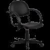 Кресло Metta MP-70 иск. кожа черный
