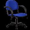 Кресло Metta MP-70 ткань-сетка синий