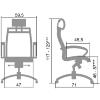 Кресло SkyLine S-2 (K,Pl)