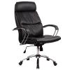 Кресло руководителя Metta LK-15 хром черный