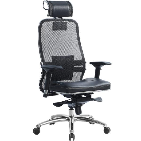 Эргономичное кресло Metta Samurai SL-3.03 черный