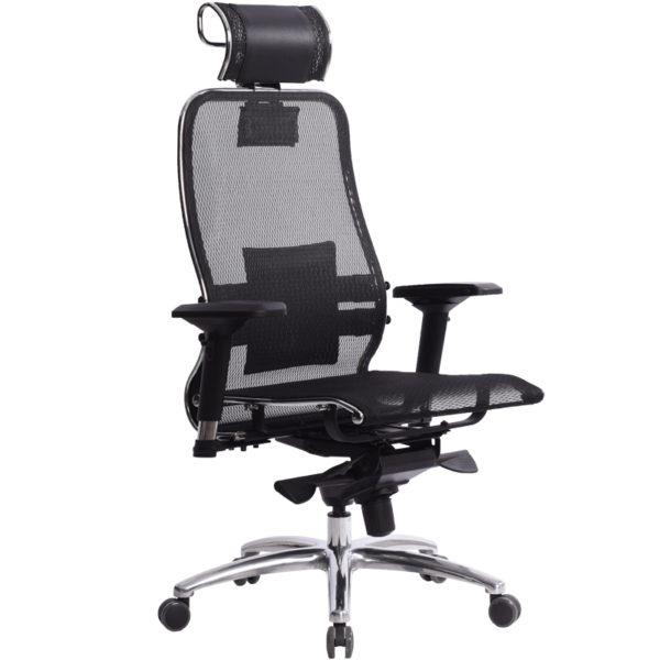 кресло Metta Samurai S-3.03 черный