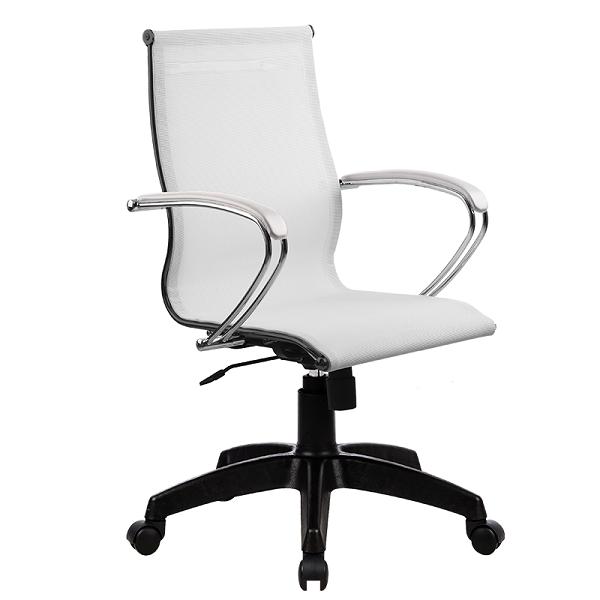 Кресло SkyLine S-2 (K,Pl) белый
