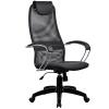 Кресло Metta BK-8 пластик серый