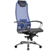 кресло Metta Samurai S-1.03 синий